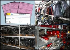 Baja de vehiculos al final de su vida util y venta material de ocasion
